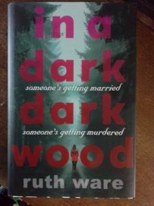 In a dark dark wood front cover