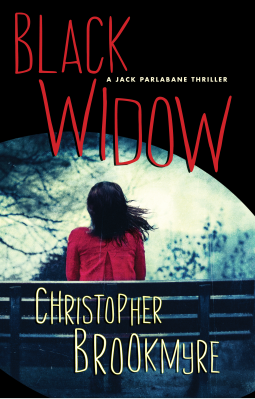 Black Widow by Christopher Brookmyre | November New Release Books